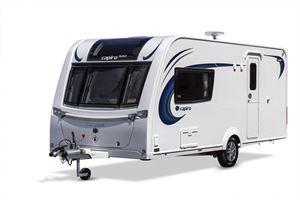 The Compass Capiro 520 caravan