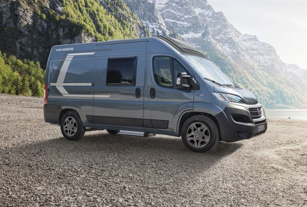 Weinsberg's CaraTour 540 MQ campervan