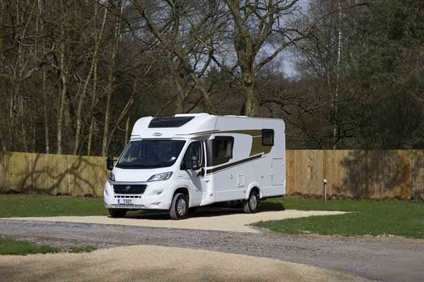 The Carado T337 offers good quality for a so-called 'budget' motorhome - © Warners Group Publications, 2019