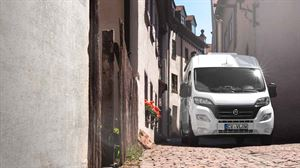The new Carado Vlow 640 Unlimited campervan