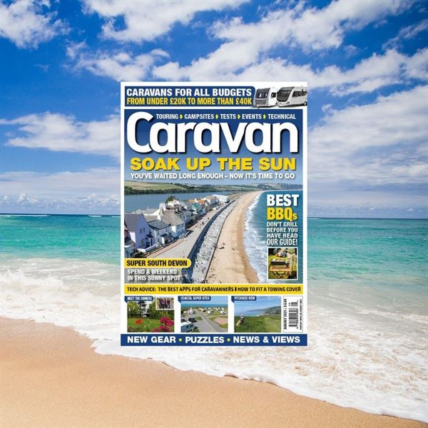 You can download the August 2021 issue of Caravan now!