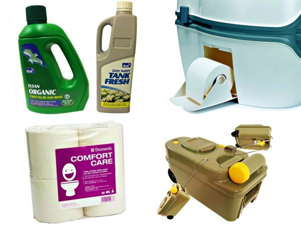 caravan toilet chemicals