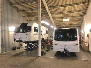 Caravan workshop