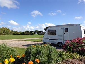 Hardstanding pitches for caravans and motorhomes