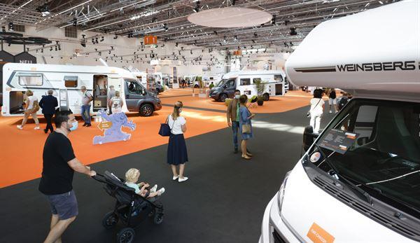 Düsseldorf caravan and motorhome show to go ahead this August