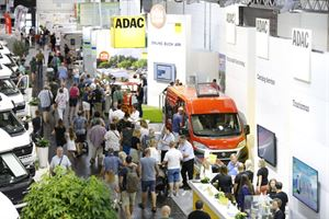 Caravan Salon days 2020 dates by a week (credit Messe Düsseldorf/ctillmann