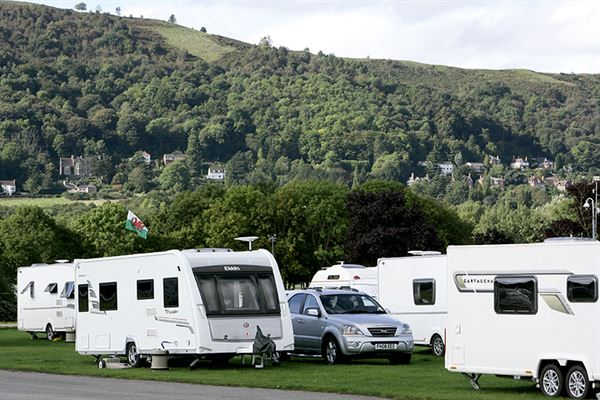Win a Weekend Pitch to the Malvern Caravan Show - Motorhome
