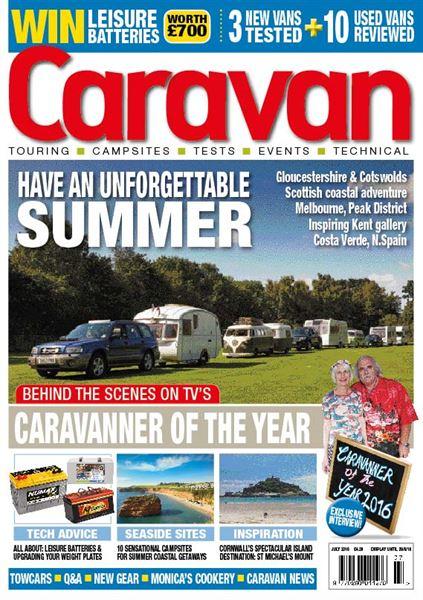 July Caravan