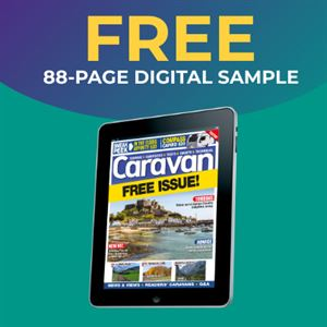 Caravan magazine has launched an 88-page sample of its digital magazine for readers to try for free