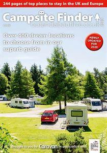 Campsite Finder cover