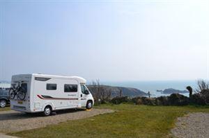 Caerfai Bay, Wales
