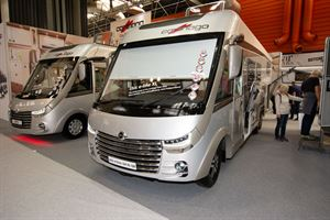 The Carthago E-line motorhome