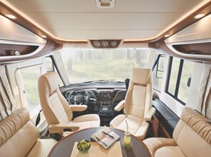 Are you covered on your motorhome insurance if you have a left hand drive model?