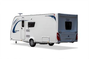 Compass Casita 454 rear
