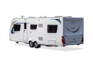 Compass Casita 840 rear