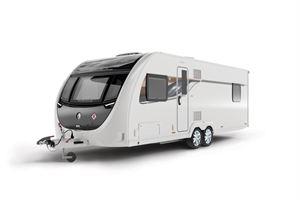 Swift Challenger X caravan