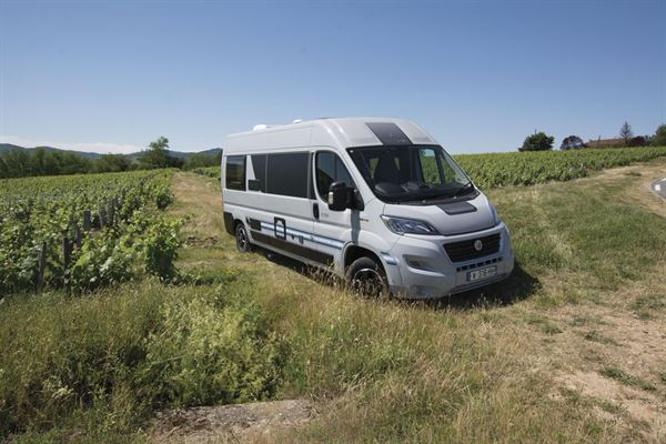 The Chausson 33 Line V594 motorhome