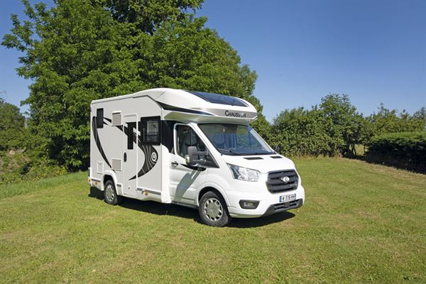 The Chausson 520 motorhome