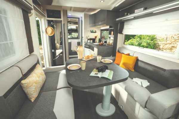 Chausson 640 Front Lounge Motorhome