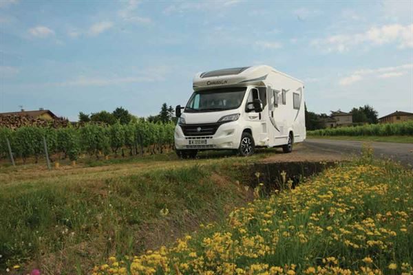 Chausson 711 Welcome Travel Line