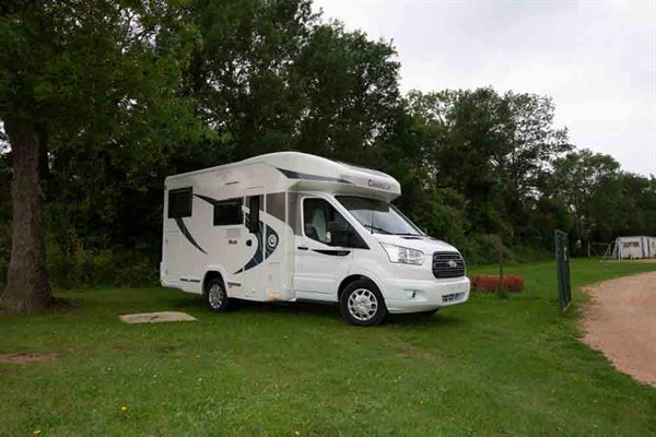 The Chausson Flash 634 has innovative design