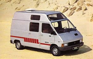 1983 Chausson Bora