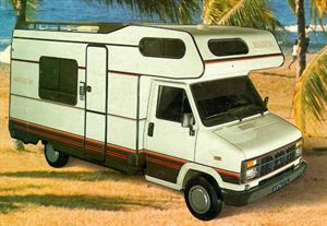 1984 Chausson Acapulco