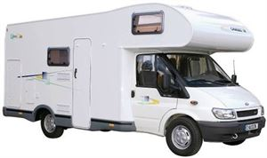 2005 Chausson Flash 03 on the Ford