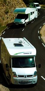 Chausson motorhomes from 2006