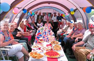 The REME Caravan and Camping Club in Chertsey