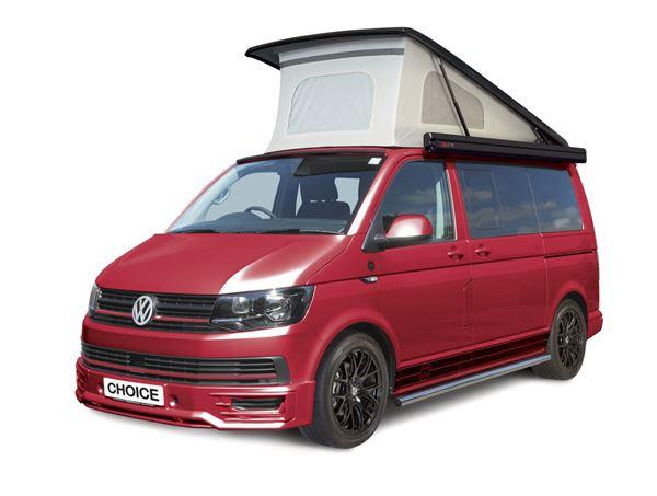 The Danbury Choice campervan