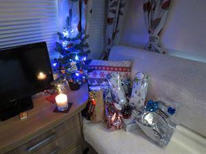 Christmas in your caravan