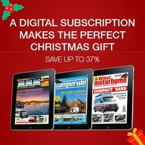 Buy a digital magazine subscription as a gift this Christmas