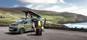 Citroen's new campervan concept