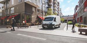 The Citroën ë-Relay