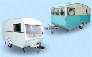 Classic caravans restored!