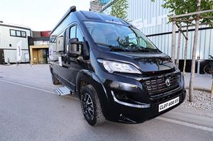 The full Cliff campervan range is available in Special Edition XV versions - including this 600 © Warners Group Publications 2019