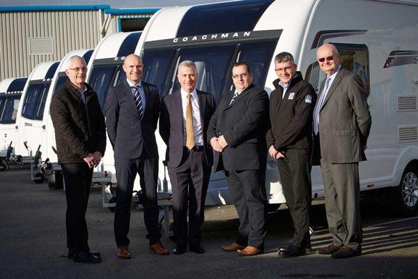 Management Buys Out Coachman Caravans Caravan News New