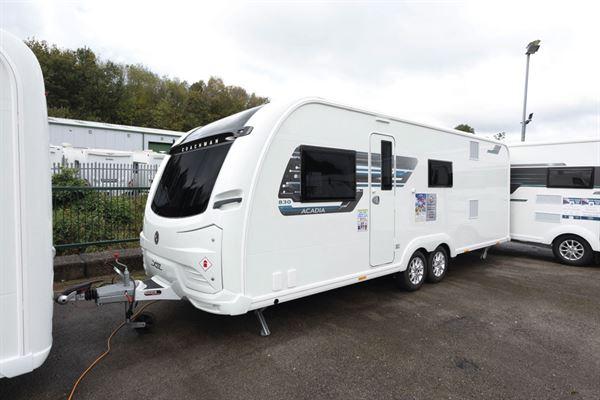 The Coachman Acadia Xcel 830 caravan