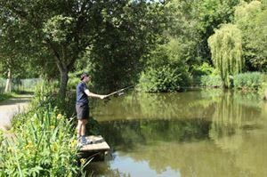 Cofton Holidays has five coarse fishing lakes