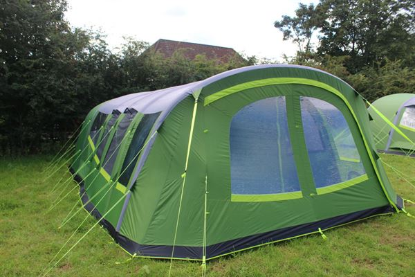 The Coleman Weathermaster 8XL Air Tent