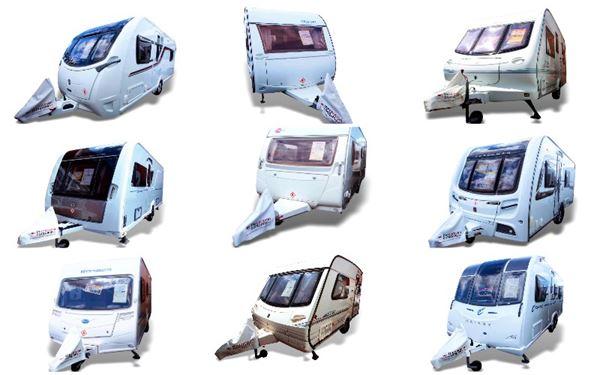 Caravans from £2,995