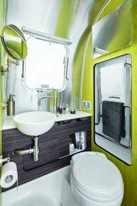 Airstream Colorado washroom