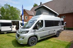 The new Columbus 540 campervan will be sold here duringthe 2018 season