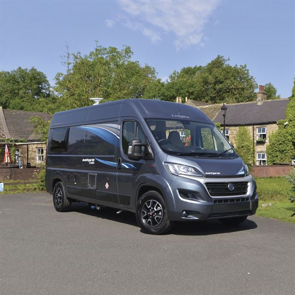 Compass Avantgarde CV60 campervan