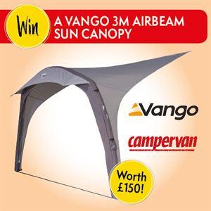 Vango Airbeam Sun Canopy