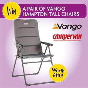 Vango Hampton Tall chair