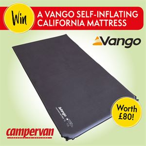 Vango Self-Inflatable California Mattress