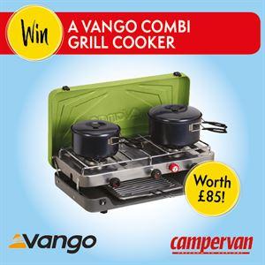 Vango Combi Grill Cooker