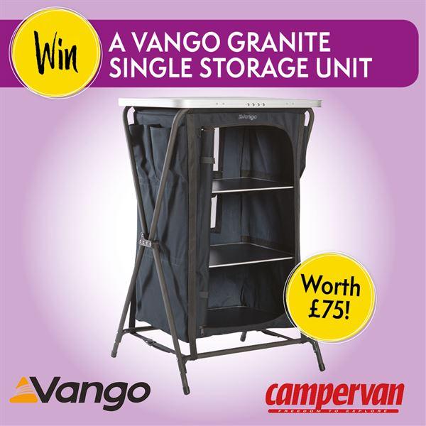 Vango Granite Storage Unit